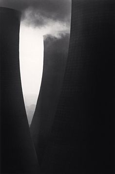 1985 - Ratcliffe Power Station - Michael Kenna