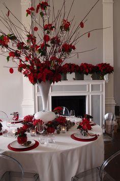 dekoracja stołu bożonarodzeniowego - Szukaj w Google