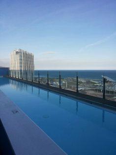 Infinity pool New York Skyline, Infinity, Architecture, Travel, Voyage, Viajes, Traveling, Architecture Illustrations, Infinite