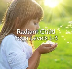 Children are inherently wise, radiant, and joyful. Through yoga, awareness, and love, we help them maintain or recover their innate connection to who they truly are. Radiant Child® empowers adults to share the magical and practical benefits of yoga with children.   Learn More