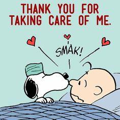 Te amo Snoopy!
