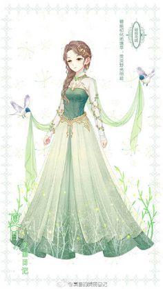 微博 What the Queen of Scotland would look like! Princess and Angles
