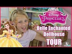 Disney Princess Beauty and the Beast Belle Enchanted Dollhouse Castle FULL HOUSE TOUR - http://beauty.positivelifemagazine.com/disney-princess-beauty-and-the-beast-belle-enchanted-dollhouse-castle-full-house-tour/ http://img.youtube.com/vi/HRS701Mu11c/0.jpg