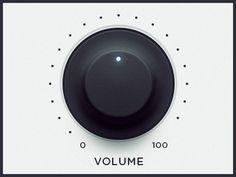 Dribbble - WEGA 51K UI — Volume by Ilya Aleksandrov
