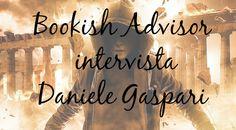 Bookish Advisor: Intervista: Daniele Gaspari ci parla di Percy Jack...