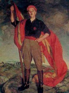 Ignacio Zuloaga - Franco