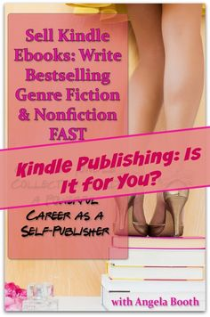 We've had many questions about Kindle publishing. Is it for you? It may be. For success, realize that you're a publisher, as well as an author.