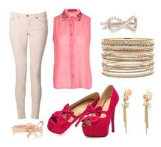 Beau non ? Vetements Shoes, All Fashion, Fashion Trends, Marley Rose, Who What Wear, Jeans, Cute Outfits, My Style, Polyvore