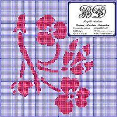 Ich habe Online eine kostenlose Muster Kreuzstich-Stickerei jeden Freitag für das Wochenende.  Gutes Wochenende, gute Stickerei!