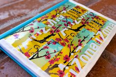 Be Bold Journal, Beautifully crafted with recycled Arizona Iced Tea Cans