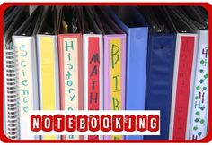 The Notebooking Fairy -- printables and how-tos with a pinch of pixie dust. *This is an AWESOME resource. For whatever reason, I can't pin from The Notebooking Fairy's website directly, but I found a work around. ;)*  http://notebookingfairy.com/  http://notebookingfairy.com/category/how-tos/