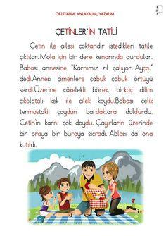 Turkish Lessons, Learn Turkish Language, Quran Quotes, Montessori, Primary School, Education, Math, Sayings, Reading