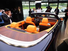 By Wayne Gorrett Early this morning, I was over at Rolls-Royce HQ in Goodwood near Chichester for the UK reveal of the marques latest model, the Dawn - a convertible of some significant gravitas. I...