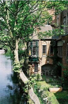 Canal boat anyone?