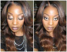 MAC Viva Glam Rhianna 2 lipstick lip color review swatches dark skin black african american women of color,