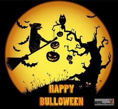Happy bulloween!!!