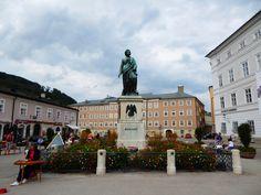 https://flic.kr/p/K5ozR9 | Mozartplatz, Salzburg