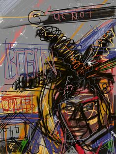 Basquiat Jean Michel Basquiat, Jm Basquiat, Basquiat Artist, Robert Rauschenberg, Keith Haring, Andy Warhol, Art Brut, Art Abstrait, Outsider Art