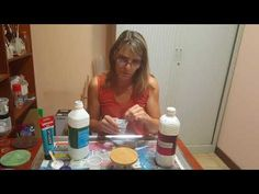 Technique acrylique pouring en français - YouTube