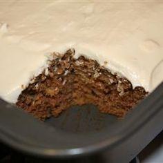 Zucchini Cake II Allrecipes.com
