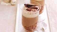 Cappuccino trifle image