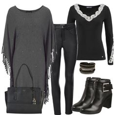 Herbst-Outfits: woumenstile bei FrauenOutfits.de