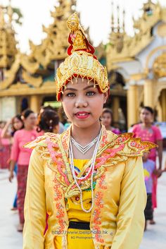 Myanmar People :: Yangon (仰光) Myanmar
