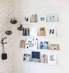 DIY Shelves | Easy DIY Floating Shelves for bathroom, bedroom, kitchen, closet | DIY bookshelves and Home Decor Ideas