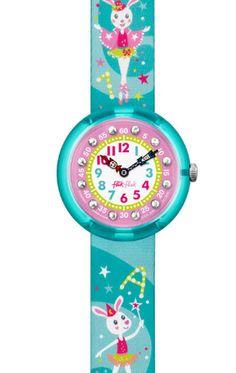 Reloj Flik & Flak Bunnerina FBNP051