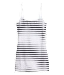black & white striped top - a must for summer!