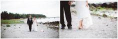 Sandy toes + salty kisses - Costal wedding at Jomfruland, Kragerø // Bryllup ved havet på Jomfruland utenfor Kragerø