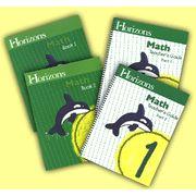 Horizons Math, Grade 1, Complete Set
