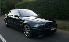 2003 e46 M3 - carbon black manual - Sydney Australia