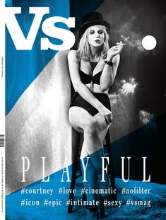 Courtney Love @ Vs. Magazine F/W 2013