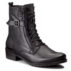 Μποτάκια CAPRICE - 9-25103-29 Black Antic 001