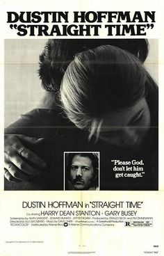 Straight Time Movie Poster