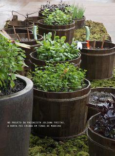 kitchen garden #jardins #gardens #decor