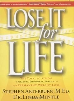 Lose It for Life by Stephen Arterburn. $15.84