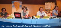 """El pasado sábado, 7 de septiembre, nuestro pediatra, el Dr. Redondo estuvo en el programa """"NO ES UN DÍA CUALQUIERA"""", con la psicóloga Laura García hablando sobre niños sobreprotegidos y vuelta al cole."""
