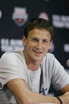 Ryan Lochte is funny adorable guy <33 Lochte lover S