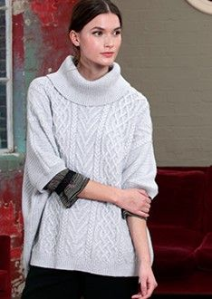 Explore Brora's collection of clothing and luxury Scottish Cashmere. Shop the latest collection online and in store today. Cashmere Poncho, Cosy, Spring Summer, Turtle Neck, Luxury, Sweaters, Shopping, Clothes, Collection