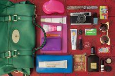 naomi shimada • what's in my handbag