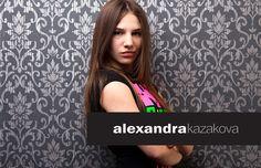 Russian fashion's prodigy. Designer Alexandra Kazakova