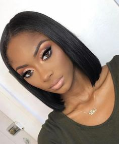 Jingles Hair Supply: Virgin Hair Bundles / Lace CLosure and Frontal / Lace Wigs Flawless Makeup, Glam Makeup, Gorgeous Makeup, Beauty Makeup, Hair Makeup, Hair Beauty, Makeup Desk, Makeup Eyebrows, Blush Makeup