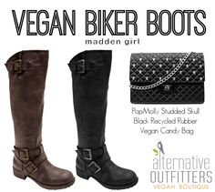 Vegan uggs.. because we don't wear sheep body (*if you can't find ...