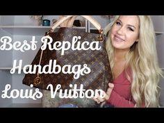 4b682283c99f Best Designer Replica Handbags + Louis Vuitton - YouTube Louis Vuitton  Neverfull