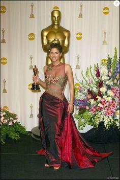 Halle Berry - Cérémonie des Oscars 2002