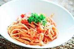 Tomaatti-juustopasta