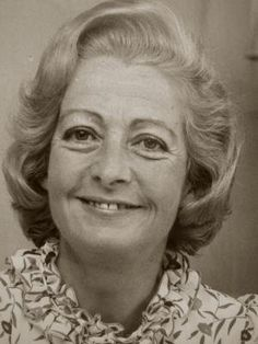 Lady Diana's Mother The Honourable Frances Ruth Roche.