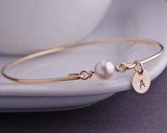 Personnalisée de bijoux en perles idée de cadeau par georgiedesigns